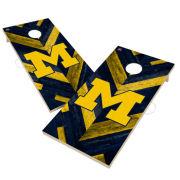 Victory Tailgate University of Michigan 2x4 Cornhole Board Set