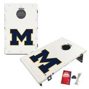 Victory Tailgate University of Michigan Baggo Classic Bean Bag Toss Game