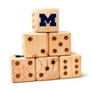 Victory Tailgate University of Michigan Yard Dice