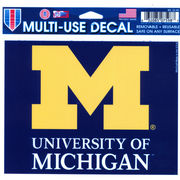 WinCraft University of Michigan Signature Mark Decal