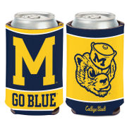 WinCraft University of Michigan College Vault Can Cooler