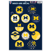 WinCraft University of Michigan Baby Milestone Stickers