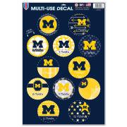 WinCraft University of Michigan Baby Milestone Stickers
