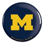 WinCraft University of Michigan Block ''M'' Button