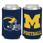 WinCraft University of Michigan Football Can Cooler