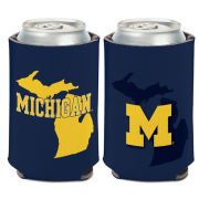 WinCraft University of Michigan State of Michigan Can Cooler