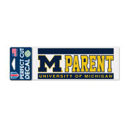 WinCraft University of Michigan Parent Decal