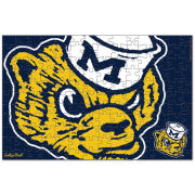 WinCraft University of Michigan College Vault Wolverine 150 Piece Puzzle
