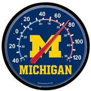WinCraft University of Michigan Round Thermometer