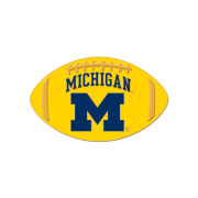 WinCraft University of Michigan Football Pin