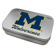 Worth University of Michigan Large Tin of Mints