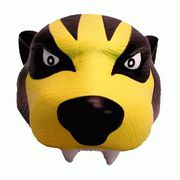 University of Michigan Wolverine Foam Head