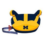 Lil Fan University of Michigan No-Back Booster Seat