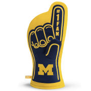 You The Fan University of Michigan #1 Fan Oven Mitt