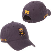 Zephyr University of Michigan Tokyodachi Washed Navy Slouch Hat