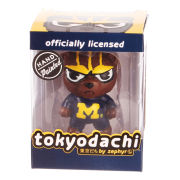 Zephyr University of Michigan Tokyodachi Vinyl Figurine