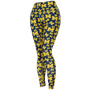 ZooZatz University of Michigan Women's Stacked Block ''M'' Logo Leggings