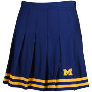 ZooZatz University of Michigan Women's Navy Cheer Skirt