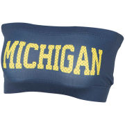 ZooZatz University of Michigan Women's Navy Bandeau