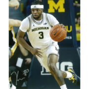 University of Michigan Basketball Zavier Simpson Autographed 8x10 Photo