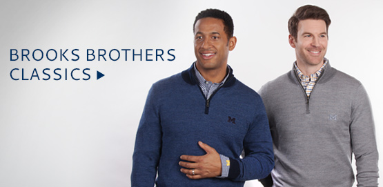 Check-out the latest collection of Brooks Brothers Men's sweaters available now at The Victors Collection by The M Den!