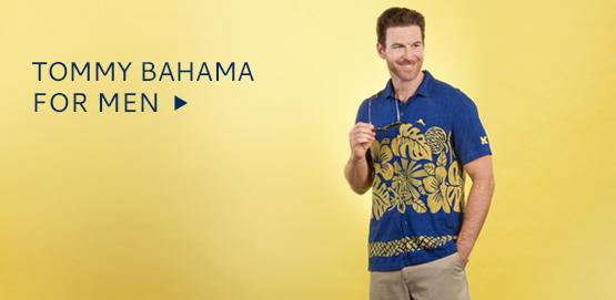 Shop the brand new styles available now from Tommy Bahama!