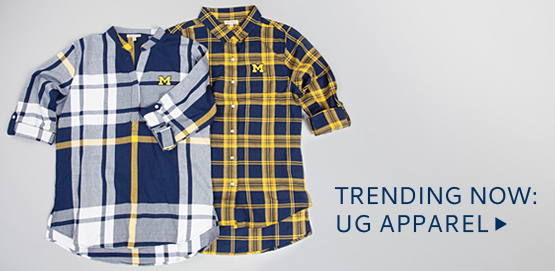 New fashion apparel is available now from UG Apparel.